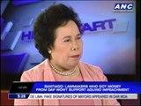 Miriam: PNoy impeachment case won't prosper