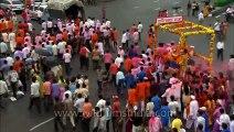 The Ganapati Spirit of Mumbai - festival of Ganesh Chaturthi