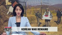 Second half of excavation project for Korean War remains starts Monday