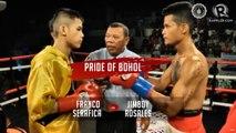 FULL BOUT: Franco Serafica vs Jimboy Rosales
