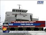 Over 100 ship passengers stranded in Catanduanes