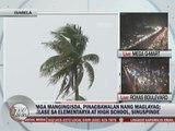 Rescue teams deployed in Isabela ahead of 'Santi'