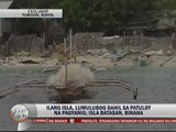 Some Bohol islands sinking amid aftershocks