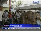 Comelec puts Red Cross in charge of relief operations