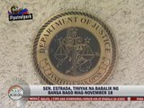 De Lima: Lawmakers' chiefs of staff can be state witnesses