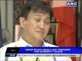 Metro Manila not prepared for powerful quake, study says