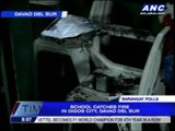 Shooting, fires hit barangay elections