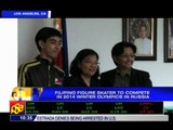 Pinoy figure skater seeks financial support