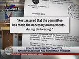 Senate denies Napoles' request to postpone hearing
