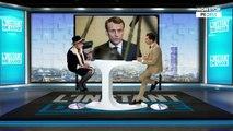 Geneviève de Fontenay dévoile la réponse sèche d'Emmanuel Macron à l'un de ses sms