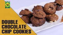 Double Chocolate Chip Cookies | Dawat | MasalaTV Show | Abida Baloch
