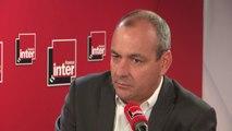"""Laurent Berger : """"Je ne suis pas pour ces privatisations : pour ADP, faut pas se foutre de la gueule du monde, ce sont des endroits hyper stratégiques"""""""