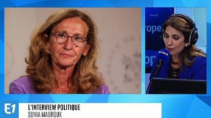 Nicole Belloubet - Europe 1 lundi 2 septembre 2019