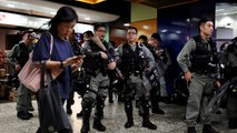 Hong Kong's Official Doesn't Rule Out Emergency Law