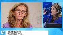 """Nicole Belloubet : """"Nous mettons beaucoup trop de temps à répondre aux demandeurs d'asile"""""""