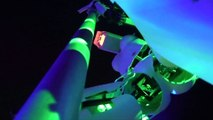 Robots take up pole dancing at French night club