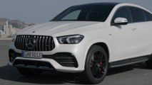 The new Mercedes-AMG GLE 53 4MATIC+ Coupé Design