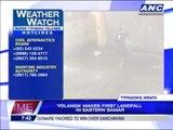 Atom Araullo, ABS-CBN team survive typhoon's fury