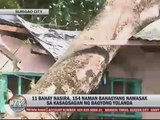 Surigao City slowly recovering from 'Yolanda'