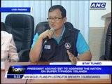 37 areas under storm signals due to 'Yolanda'