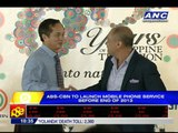 ABS-CBN to launch mobile phone service before end of 2013