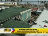 Foreign relief workers impressed with Pinoys' resiliency