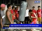 After dance fame, Cebu inmates now into boxing