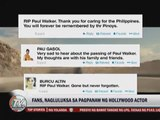 Pinoy fans mourn death of 'Fast and Furious' star