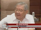 Belmonte orders search for staffer tagged in fake SAROs