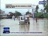 Floods hit parts of Visayas