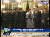 ASEAN brotherhood: PH to help Myanmar in transformation