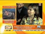 Atty. Fortun's wife survives slay try