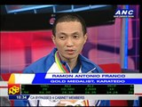SEA Games medalist recalls worry for Tacloban
