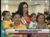 First Pinay Miss International recalls 1964 win