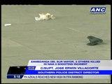 Zambo Sur mayor, 3 others shot dead at NAIA-3