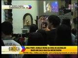 Pinoys attend Misa de Aguinaldo
