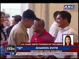 UN chief visits typhoon-hit Tacloban