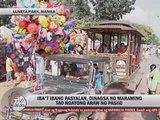 PInoys celebrate Christmas in Luneta
