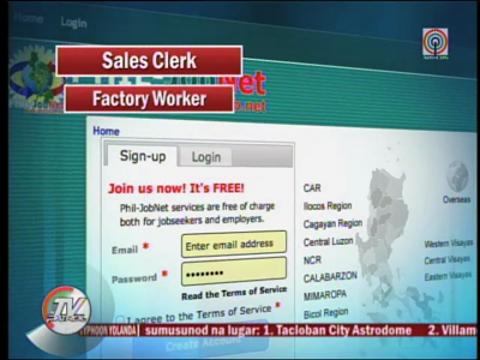 DOLE: 1.3M job openings greet PH in 2014