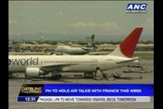 PH to hold air talks with France