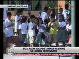 7-year-old killed in freak swing accident