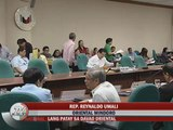 Lawmakers, DOE say 'no' to emergency powers for PNoy