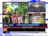 Devotees in Naga celebrate Black Nazarene feast