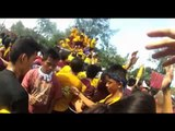 WATCH: Experience climbing up the Black Nazarene carriage