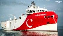Erdoğan Doğu Akdeniz'de Fırtına Estiriyor