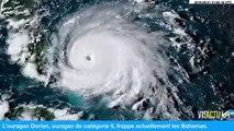 L'ouragan Dorian poursuit sa route vers la Floride - Visactu