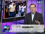 Teditorial: Humility