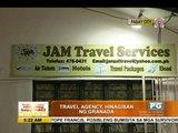 Blast hits travel agency in Pasay