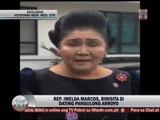 Imelda visits Arroyo, blasts Aquino gov't