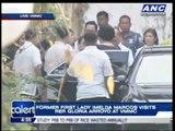WATCH: Imelda Marcos visits Gloria Arroyo